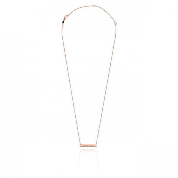 DREAMER NECKLACE - ROSE GOLD