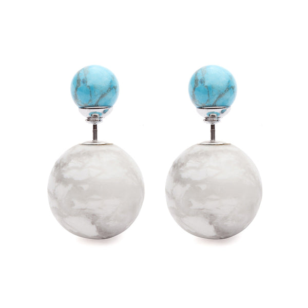 (PRE-ORDER) Grand Eclipse - Marble and Blue Turquoise