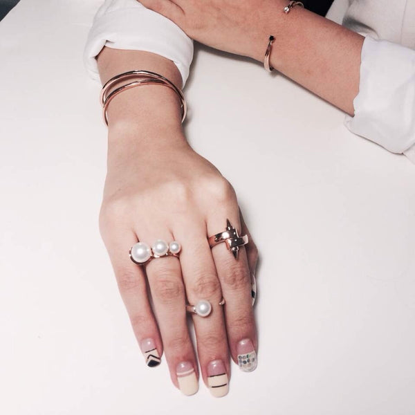 (PRE-ORDER) ETERNAL LOVE SPIKE RING
