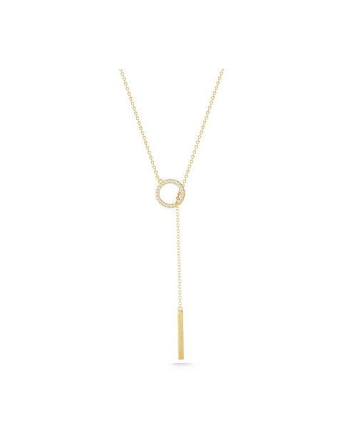 Elizabeth and James Eva Lariat Necklace