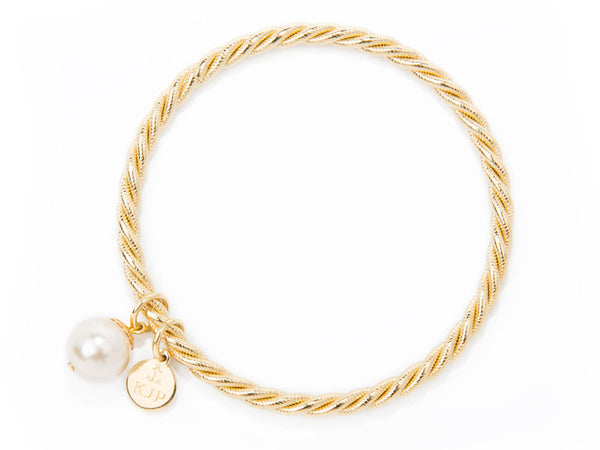 Pearl Collection - Golden Oyster bracelet