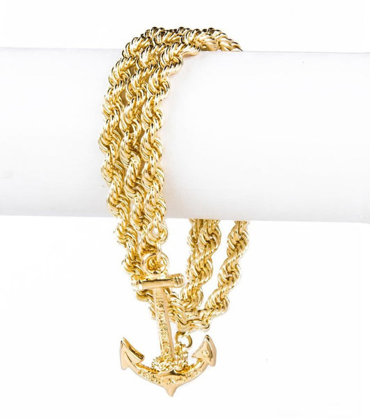(PRE-ORDER) Castaway Collection - Normal Gold Bracelet Wrap