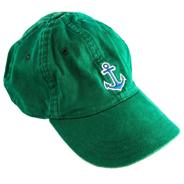 (PRE-ORDER) Cap Collection - Saranac Pine Green