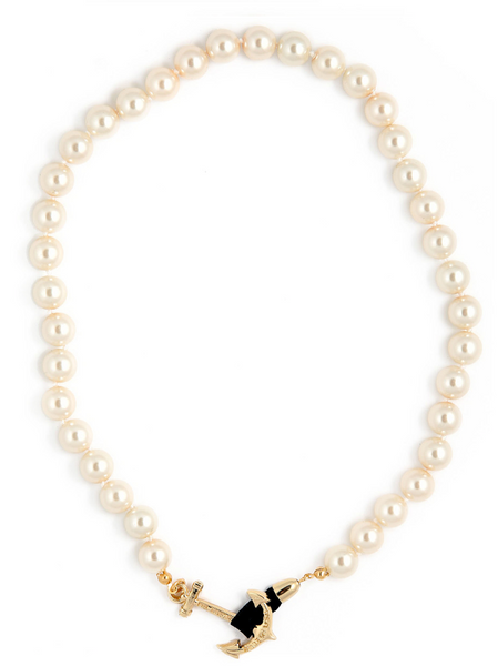 (PRE-ORDER) Pearl Collection - Holly Golightly Necklace