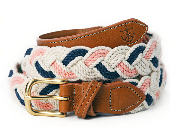 (PRE-ORDER)  Croffix Sailing Belts Collection - Honey Fitz