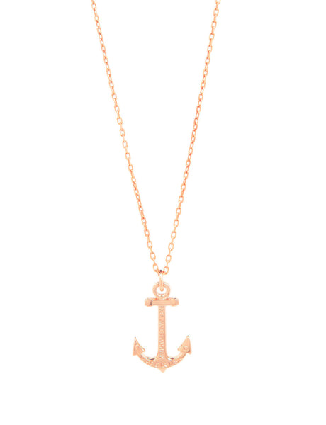 Hope Necklace - Rose Gold
