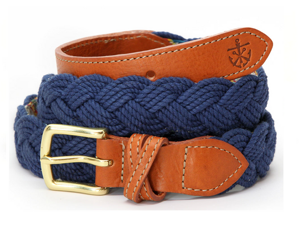 (PRE-ORDER)  Croffix Sailing Belts Collection - Hortock's Compass Rose