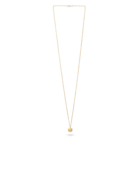 (PRE-ORDER) Hey Now Necklace - Gold