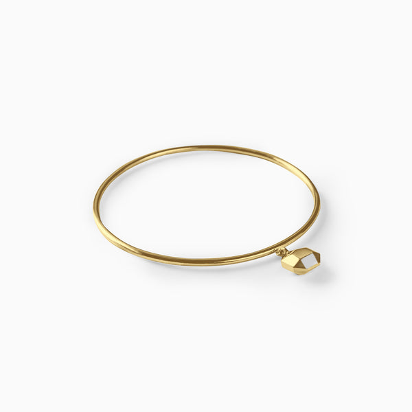 (PRE-ORDER) Sunday Morning Bangle - Gold