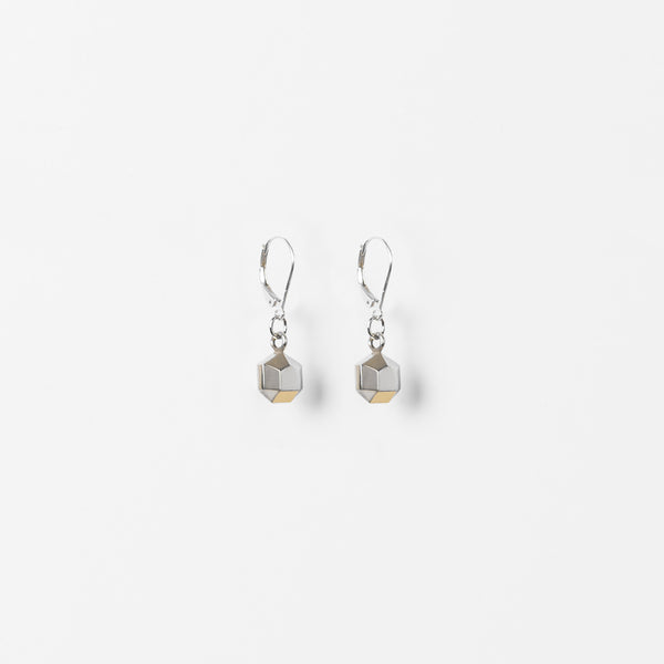 (PRE-ORDER) Teardrop Earrings - Silver