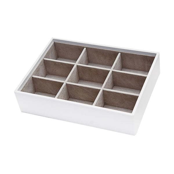 Stackers Jewellery Box - 9 Square Sections