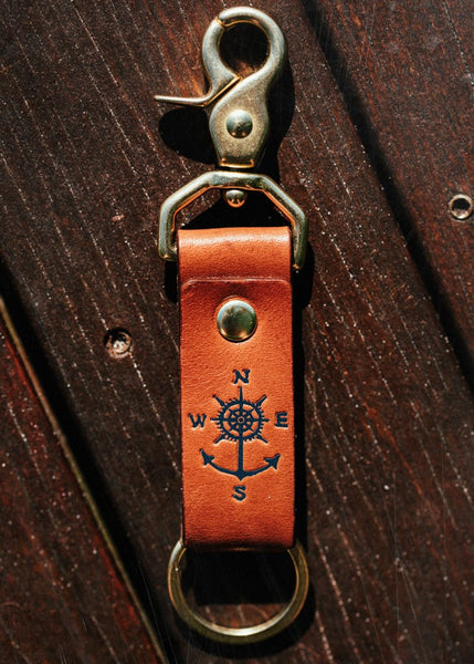 (PRE-ORDER) Keychain Collection - Keys to Adventure - Navy