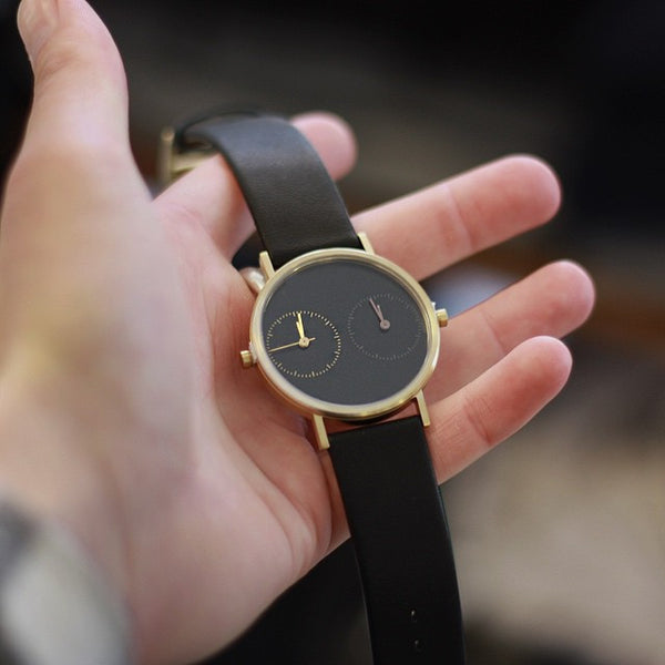 LONG DISTANCE - BLACK DIAL AND GOLD