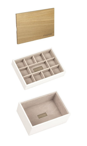 Stackers Jewellery Box - Mini Box Set 3-in-1