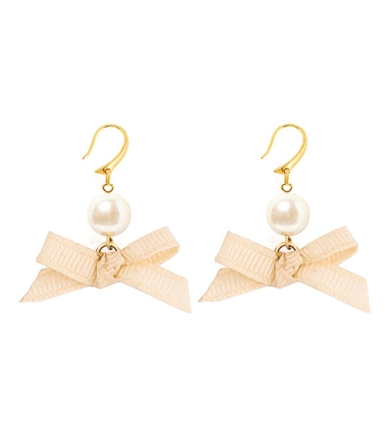 Bow Earring Collection - Modern Swan