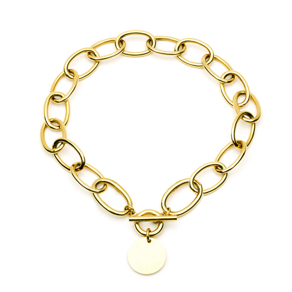 (Pre-Order) Ziggy Necklace - Gold