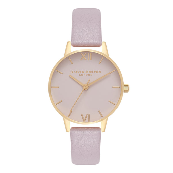 Begin to Blush - MIDI BLUSH DIAL GREY LILAC & GOLD