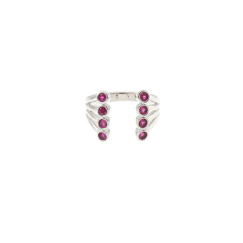 VIXE BEJEWELED RING