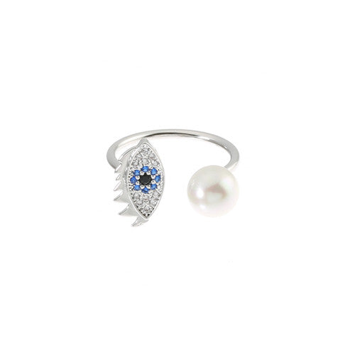 CHIARA EYELASH RING
