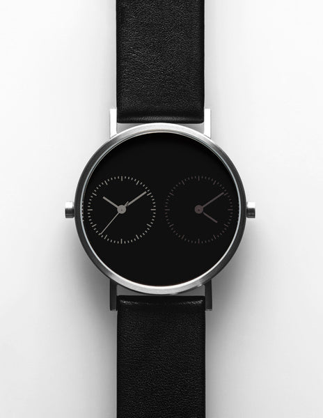 LONG DISTANCE - BLACK DIAL AND SILVER