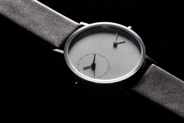 LONG DISTANGE - WHITE DIAL AND SILVER