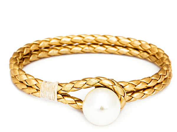 (PRE-ORDER) Pearl Knot Collection - Gold