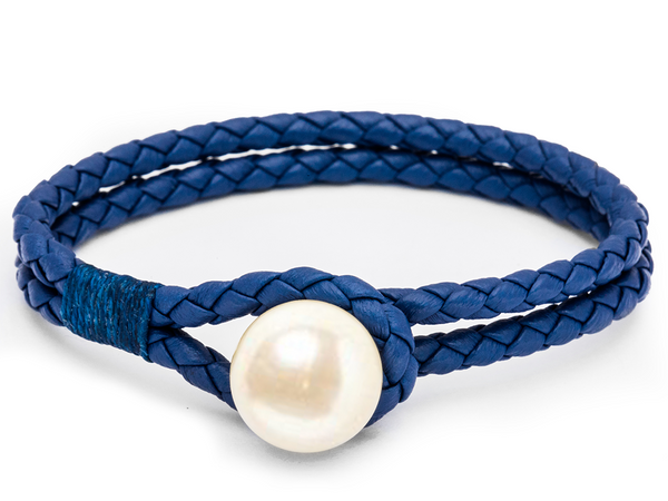 (PRE-ORDER) Pearl Knot Collection - Periwinkle Blue