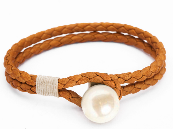 (PRE-ORDER) Pearl Knot Collection - Tan