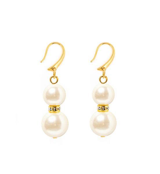 (PRE-ORDER) Pearl Earring Collection - Putting on the Glitz