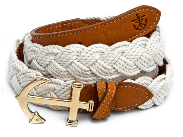 (PRE-ORDER) Captain's Anchor Belt Collection - Ralph Spinnaker