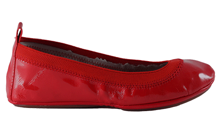 Samara Red Patent (US 5, 8, 9)