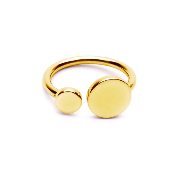 (Pre-Order) Cooper Ring - Gold