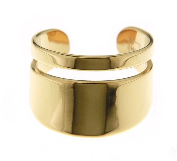 (PRE-ORDER) RONNIE PHALANX RING - YELLOW GOLD