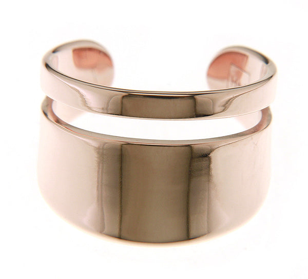 (PRE-ORDER) RONNIE PHALANX RING - ROSE GOLD