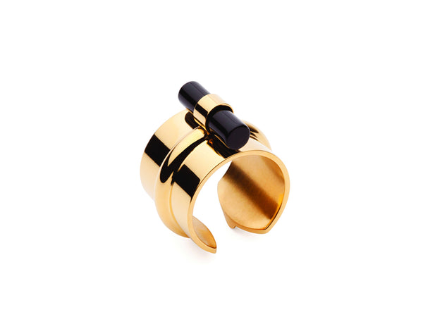 (PRE-ORDER) Rumi Ring - Gold