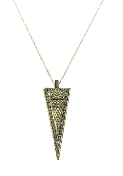 SPARKLING PERIPHERY NECKLACE