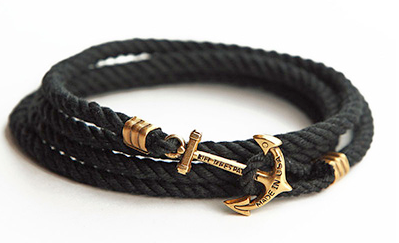 Lanyard Hitch Collection - Black Pearl (SIZE S)