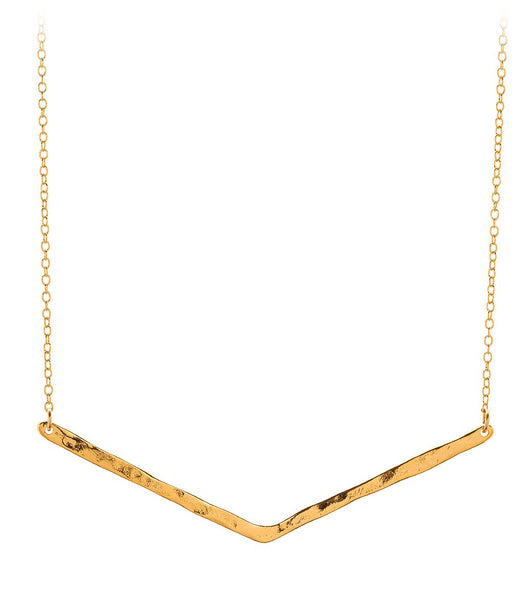 Taner V Necklace
