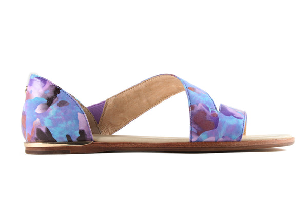 Casey - Lilac Watercolor Floral