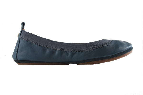 Samara - Dark Teal Navy (US 9)