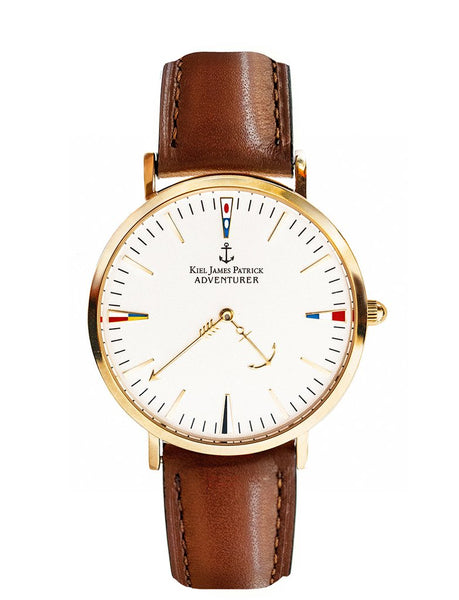 KJP - Newport Adventurer Watch Mens (40mm)