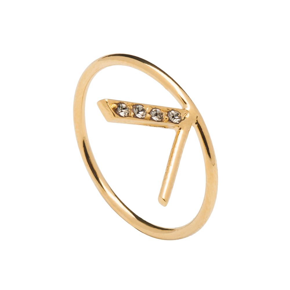 ring jl asymmetric rough gold with au view customised diamond perspective jewelove products jewellery