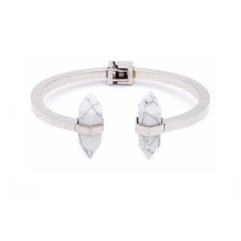 (PRE-ORDER) Angelica Bangle - Marble