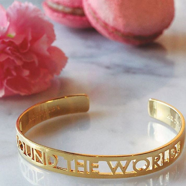 Artelier Jewelry - Around the World Bracelet
