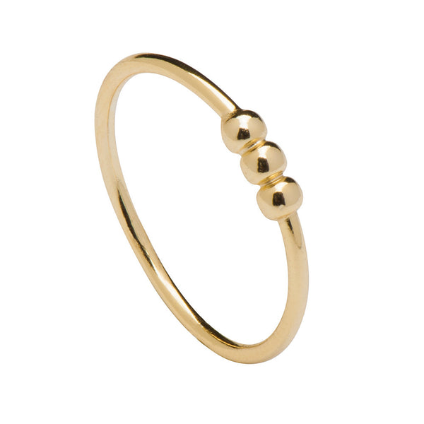 BILLIARDS GOLD RING