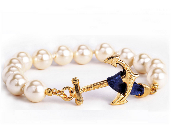 Pearl Collection - Blue Anchor Atlantic