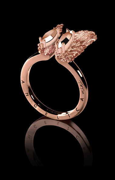 ANGELICA MINI RING - CHROME ROSE (SPECIAL EDITION)