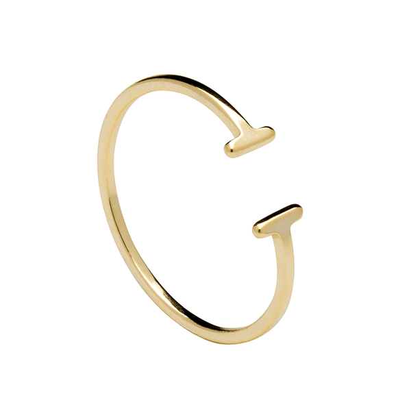 DOUBLE GOLD RING