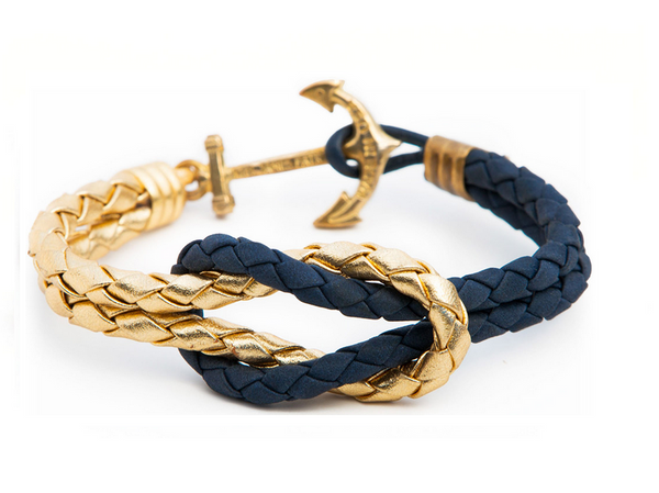 (PRE-ORDER) Quartermaster Collection - Gold Navy