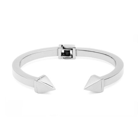 (PRE-ORDER) Grand Tilly Bangle - Classic Silver
